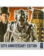 Topps Doctor Who Alien Attax 50th Anniversary