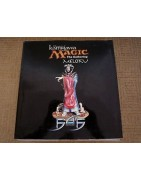 Figurines Magic the gathering(LIMITED EDITION)