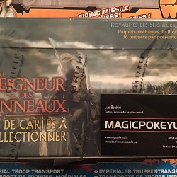 36 BOOSTERS VF Royaumes des...
