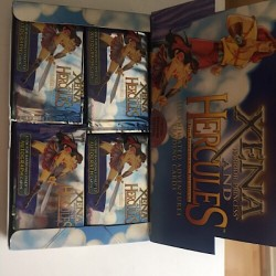 4 boosters Xena and...