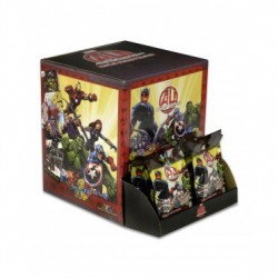 3 boosters Age of Ultron...