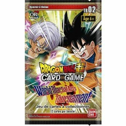 Lot de 3 Theme Booster DBS...