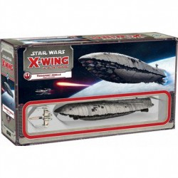 X-Wing - Le  Transport Rebelle