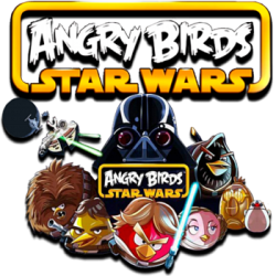 3 Angry Birds Starwars