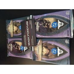 4 BOOSTERS MARVEL TCG DC...