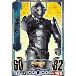 005 Cyberman/Rainbow Foil