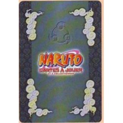LOT 4 CARTES PROMO NARUTO VF