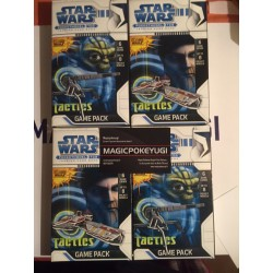 4 Star Wars PocketModel TCG...